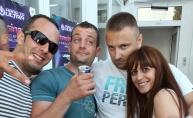ABSOLUT vodka spremila jutarnji Afterparty Umaginationa